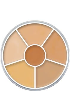 Concealer Circle | Kryolan - Professional Make-up