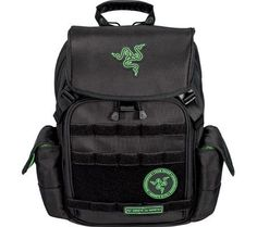 ff4fad041d Mobile Edge Unisex Razer Tactical Gaming Backpack - 15.6