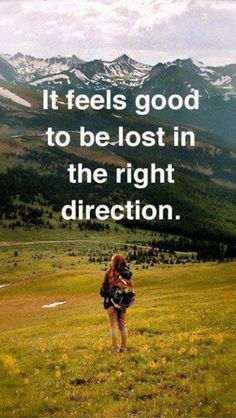 Sometimes I love getting lost #travelquote #travel #wanderlust