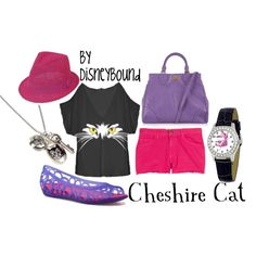 """""""Cheshire Cat"""" - Alice in Wonderland Alice In Wonderland Outfit, Cheshire Cat Alice In Wonderland, Wonderland Costumes, Wonderland Party, Disney Dress Up, Disney Clothes, Disney Bound Outfits, Casual Cosplay, Disneybound"""