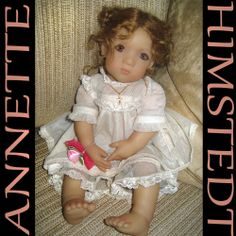 "ANNETTE HIMSTEDT 12"" ""BIBI"" (MATCHES FREEKE) CLUB MEMBER DOLL"