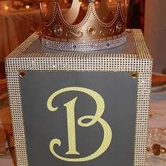 Royal Prince Baby Shower - Prince