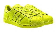 Pharrells Adidas Originals Superstar Supercolor Sneakers Are Here!