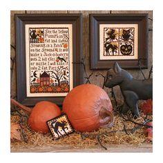 Pumpkin Patch. Gráfico de The Prairie Schooler en www.lacasinaroja.com
