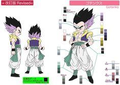 Dragon Ball Ossu! Kaette Kita Son Gokū to Nakama-tachi - Model Sheet 023
