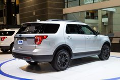 2019 Ford Explorer Platinum Concept Redesign and Release Date