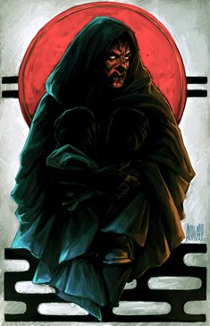 "ashes-acedia: ""a maul based off the leydendecker, idea ✨ "" Star Wars Rebels, Star Wars Boba Fett, Star Wars Clone Wars, Lego Star Wars, Star Trek, Ahsoka Tano, Jedi Sith, Sith Lord, Red Lightsaber"