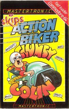 Action Biker (C64)