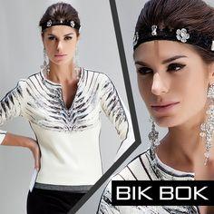 White Winter 2015 da bik bok #fashion #bikbok