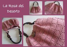 tutorial crochet bag