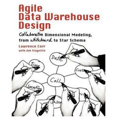 EBook Agile Data Warehouse Design: Collaborative Dimensional Modeling, from Whiteboard to Star Schema Author Lawrence Corr and Jim Stagnitto Data Warehouse Design, Got Books, Books To Read, Master Data Management, It Pdf, Data Modeling, Modeling Techniques, Improve Communication, Business Events