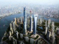 Shanghai exotic clusters, China