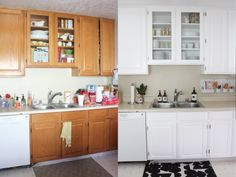 simple kitchen upgrade