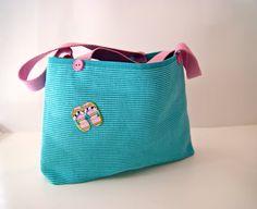 Flip-Flop Tote Bag on Etsy, $18.00