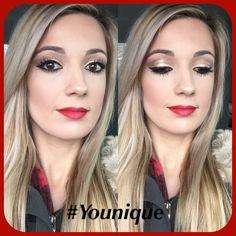 All makeup Younique! #Gorgeous #ClickImageToShop #Questions #EmailMe sarahandbrianyounique@gmail.com