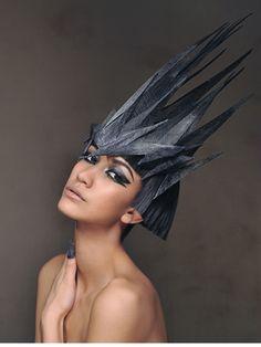 Sarah Baldwin Makeup Artist | Headpieces