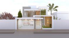 Exterior Facade House 57 Ideas For 2019 Modern House Facades, Modern Architecture House, House, House Architecture Design, House Exterior, House Gate Design, Small House Design, House Designs Exterior, Bungalow House Design