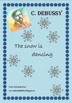 This lesson is an exploratory activity for creative movement with the piece The snow is dancing from Children's corner 4 by Claude Debussy. It is geared towards 2nd grade but can easily be adapted for lower or upper grades. It is designed for developing music listening skills, creating movement and can also be used for practising sylabes of Kodlys method.The worksheet guides students through a fun listening and movement activity that encourages them to create movements to match the…