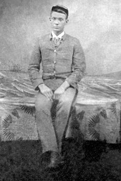 James Oliver Bailey (1843-1864) Confederate, died from wounds suffered in Battle of Atlanta, 28 July 1864.