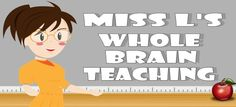 Miss L's Whole Brain Teaching - links and resources #math