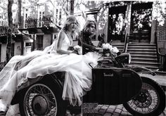 Ti porto via con me - Rivista Vogue Sposa