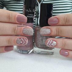 "1,714 Me gusta, 26 comentarios - Grazi Brum (@grazielabrum) en Instagram: ""😍😍😍 Unhas @laalmeeida_, inspiração @fransedoski ❤ . #grazibrumnails #unhas #nail #nails #nailart…"""