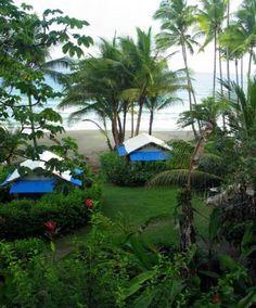 Tent Camp en PN Corcovado, en Costa Rica