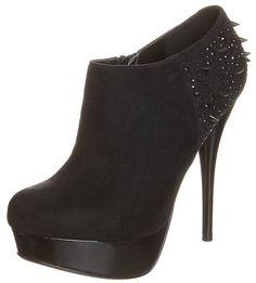Even Boots à talons noir prix promo Zalando 60,00 € TTC
