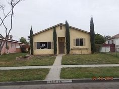 Lynwood, CA HUD Owned Home for Sale