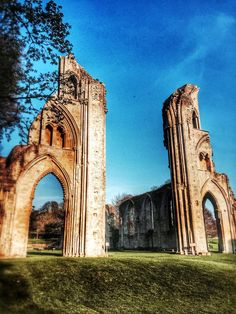 Go on location with Josh Gates, host of Expedition Unknown, as he treks around the world investigating untold stories of the past and uncovering mysteries never revealed. Glastonbury Abbey, Expedition Unknown, Barcelona Cathedral, Trek, Wander, To Go, Around The Worlds, Gates, King Arthur