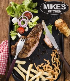 Lunch time cravings kicking in?... A wholesome meal from @MikesKitchenSA is sure to fill you up. #MikesKitchen #ItsFamilyTime