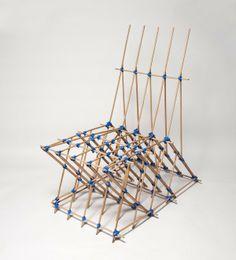 Chair por Benjamin Mahler
