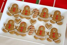 Gingerbread Cookies : Recipe and Inspiration! | Just Imagine - Daily Dose of Creativity