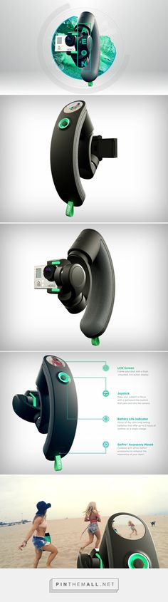 The Nimble Gimbal | Yanko Design - created via http://pinthemall.net