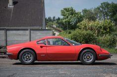 Driven by Design: Ferrari Dino - Photography by Rémi Dargegen for Artcurial
