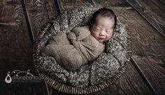Beautiful Newborn Photography   Newborn Boy Photos   Newborn in Basket Pictures   Swaddled Newborn   Newborn Photographer   Precious Newborn Pictures   Riverside Newborn Photography