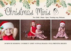 Things To Do with the Kids in Ottawa and at Home: Christmas Minis with Taylor Ashley