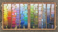 Pastel Pointers | The Pastel Keyboard on http://www.artistsnetwork.com