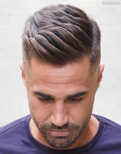 Fresh Ideas of Men's Haircuts & Hairstyles for 2018. Here you can see the all kinds of Hairstyles and Haircuts ideas for Men's and also young boys. We are collected the Gorgeous Styles from our stylish everyday and share with our users. The Men's who want to upgrade your personality they can try this Men's Haircuts in 2018.
