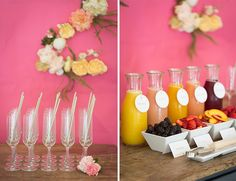 This looks so delicious!  Desiree Hartsock's Bridal Shower - Inspired By This