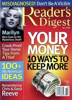 Reader's Digest Just $3.99 A Year!