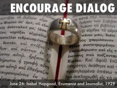 Holy Women Holy Men - June Isabel Hapgood, Ecumenist and Journalist For All The Saints, Free Presentation Software, Haiku, Missouri, Holi, Encouragement, June, Deck, Women