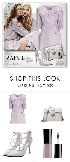 """""""Zaful Fashion12"""" by sneky ❤ liked on Polyvore featuring Chantecaille"""