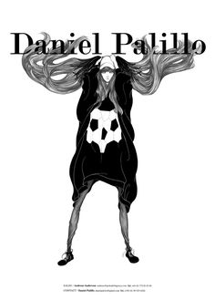 OVERSIZED - illustration by Laura Laine for Daniel Palillo