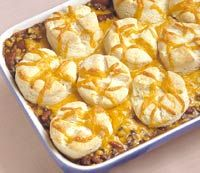 Mexican Biscuit Casserole: Got Ground Beef? 10 Great Weeknight Casseroles