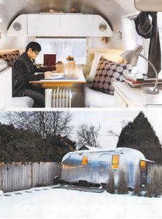 Airstream Office » ReadyMade magazine