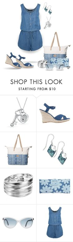 """""""~Walter Baker~ Jessie Chambray Jumper ~"""" by justwanderingon ❤ liked on Polyvore featuring Bling Jewelry, Dish, Vans, Jody Coyote, West Coast Jewelry, Roger Vivier, Tom Ford, W118 by Walter Baker and jumper"""