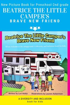 Beatrice the Little camper goes on a camping adventure and finds it's hard to fit in with the other campers when you're different. When Beatrice gets bullied by the other campers, Dolores sticks up for her and teaches all the campers a lesson in acceptance and friendship.