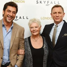 Skyfall Press Pictures in London