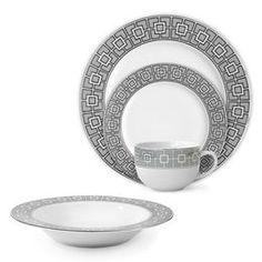 Dinnerware - Nixon 4 Piece Setting